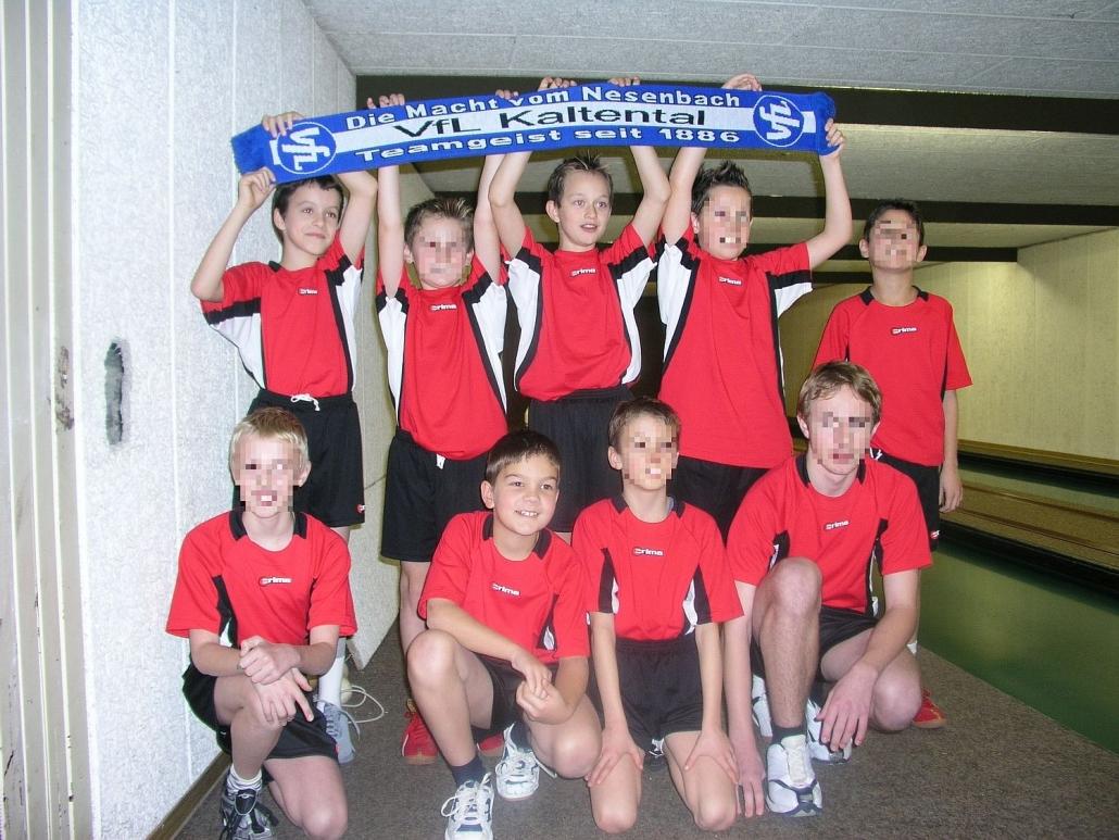 2004: Gründung der Jugendabteilung
